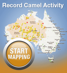 Map Of Australia Facts.Camelscan Camel Facts